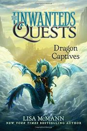 DRAGON CAPTIVES by Lisa McMann