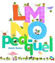 LMNO PEA-QUEL  by Keith Baker