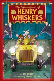 THE ADVENTURES OF HENRY WHISKERS by Gigi Priebe