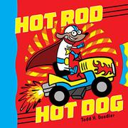HOT ROD HOT DOG by Todd H.  Doodler