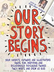 OUR STORY BEGINS by Elissa Brent Weissman
