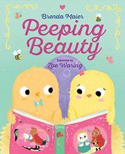 PEEPING BEAUTY by Brenda Maier