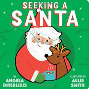 SEEKING A SANTA by Angela DiTerlizzi