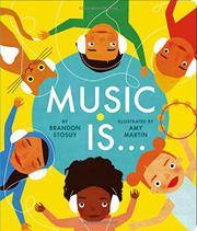 MUSIC IS . . . by Brandon Stosuy
