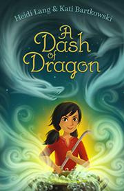 A DASH OF DRAGON by Heidi Lang
