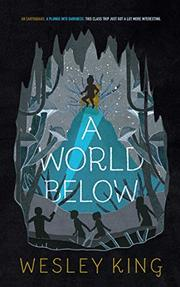 A WORLD BELOW by Wesley King