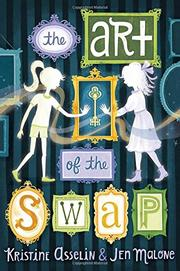 THE ART OF THE SWAP by Kristine Asselin