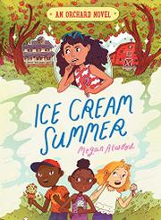 ICE CREAM SUMMER  by Megan Atwood