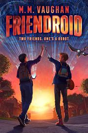 FRIENDROID by M.M. Vaughan
