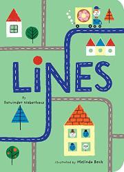 LINES by Sarvinder Naberhaus