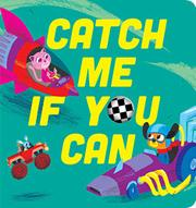 CATCH ME IF YOU CAN by Cindy Jin