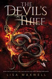 THE DEVIL'S THIEF by Lisa Maxwell