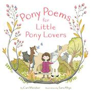PONY POEMS FOR LITTLE PONY LOVERS by Cari Meister