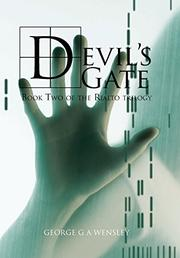 DEVIL'S GATE by George G.A. Wensley