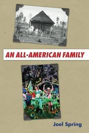 An All-American Family by Joel Spring