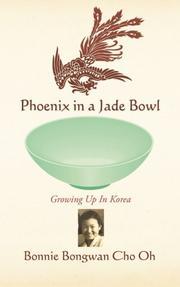 PHOENIX IN A JADE BOWL by Bonnie Bongwan Cho Oh