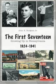 THE FIRST SEVENTEEN by John R. Burgoon Jr.