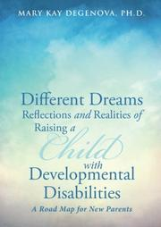 DIFFERENT DREAMS by Mary Kay DeGenova