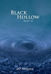 BLACK HOLLOW by MP Ashman