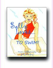 SALLY LOVES. . . TO SWIM! Cover