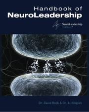 HANDBOOK OF NEUROLEADERSHIP by David Rock