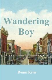 Wandering Boy by Ronni Kern