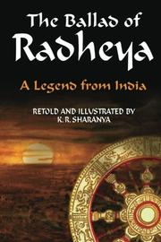 The Ballad of Radheya by K R Sharanya