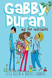 GABBY DURAN AND THE UNSITTABLES by Elise Allen