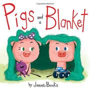 PIGS AND A BLANKET by James Burks
