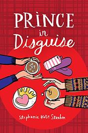 PRINCE IN DISGUISE by Stephanie Kate Strohm