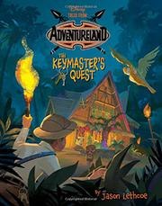 THE KEYMASTER'S QUEST by Jason Lethcoe