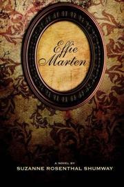 EFFIE MARTEN by Suzanne Shumway