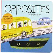 OPPOSITES by Katie Wilson