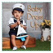 BABY DRESS UP by Flowerpot Press