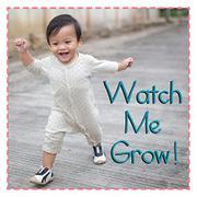 WATCH ME GROW! by Flowerpot Press