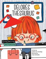 DELORES THESAURUS by Jessica Lee Hutchings