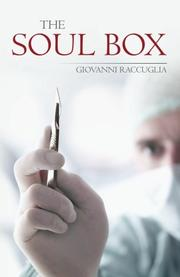 THE SOUL BOX by Giovanni Raccuglia