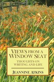 Views from a Window Seat by Jeannine Atkins