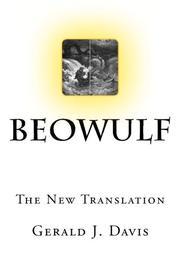 BEOWULF by Gerald J. Davis