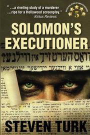 Solomon's Executioner by Steven Turk