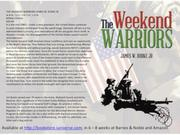 The Weekend Warriors by James W. Burke Jr.