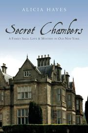 SECRET CHAMBERS by Alicia Hayes