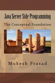 JAVA SERVER SIDE PROGRAMMING by Mukesh Prasad