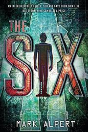 THE SIX by Mark Alpert