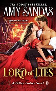 LORD OF LIES by Amy Sandas