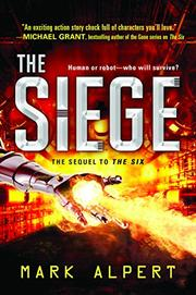 THE SIEGE by Mark Alpert