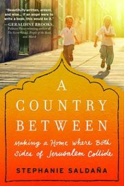 A COUNTRY BETWEEN by Stephanie Saldaña