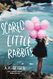 SCARED LITTLE RABBITS by A.V. Geiger