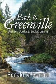 Back to Greenville by Ronald M Cerruti