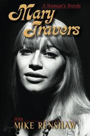 MARY TRAVERS by Mary Travers